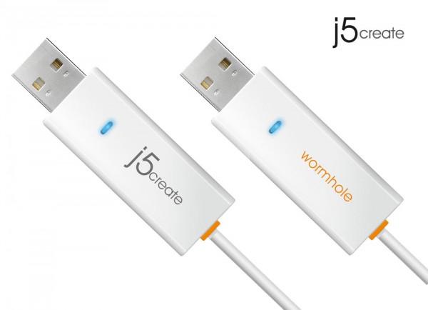 JUC400: кабель для удобной передачи данных с Windows-ПК на Mac и обратно