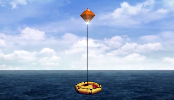 Воздушный шар лучше сигнальных ракет
