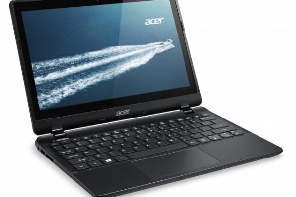 Acer TravelMate B115: 10 часов без подзарядки за 380 долларов