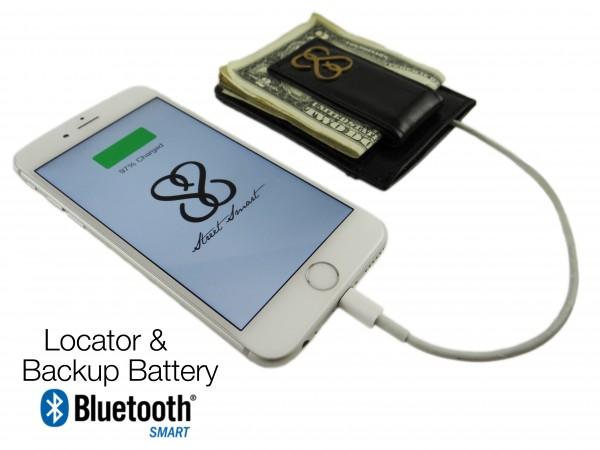 SmartWallet — «умный» кошелек, который сложно потерять