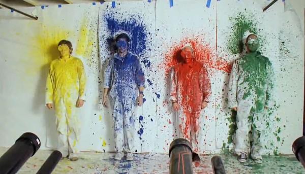 Группа OK Go хочет выпустить альбом в виде ДНК