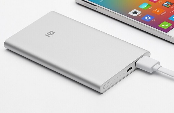 Xiaomi Mi Power Bank: 5000 мАч за 8 долларов
