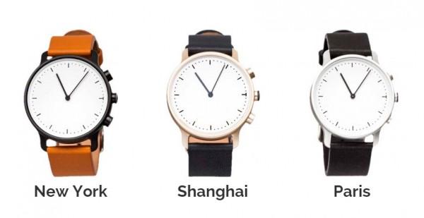 Nevo – «умные часы», изобретенные заново… и работающие от батарейки полгода