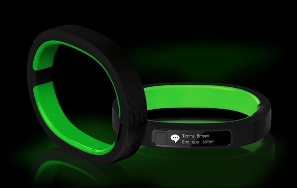 «Умный» браслет Razer Nabu поступит в продажу 2 декабря