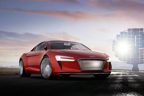 Новый конкурент Tesla Model S — седан от Audi