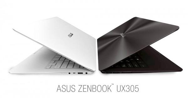 В сеть «утекли» спецификации ASUS Zenbook UX305