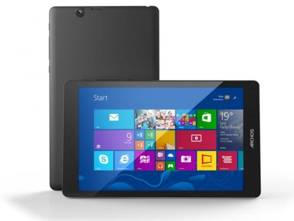 80 Cesium — планшет на базе Windows 8.1 от Archos