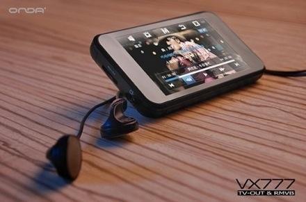 Onda VX777 – неплохая замена iPod Touch