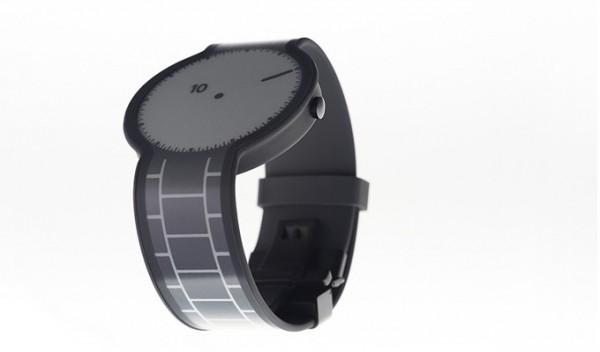 FES Watch — часы на базе электронной бумаги от Sony