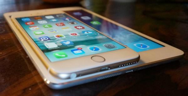 iPhone 6 может покончить с iPad