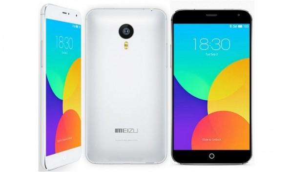 Meizu K52: мощный 64-битный смартфон с 4,6-дюймовым экраном