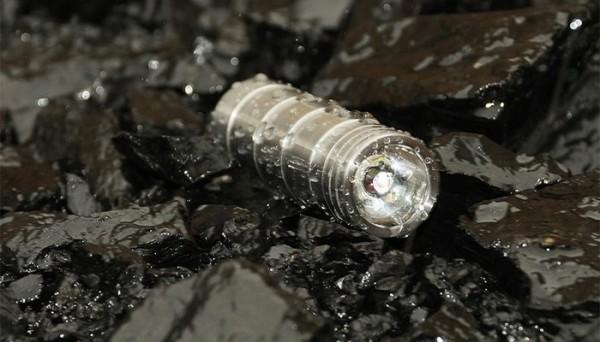 Helioslight: водонепроницаемый фонарик на 1100 люмен