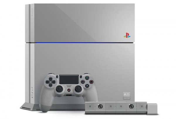 Sony представила «юбилейную» версию PlayStation 4