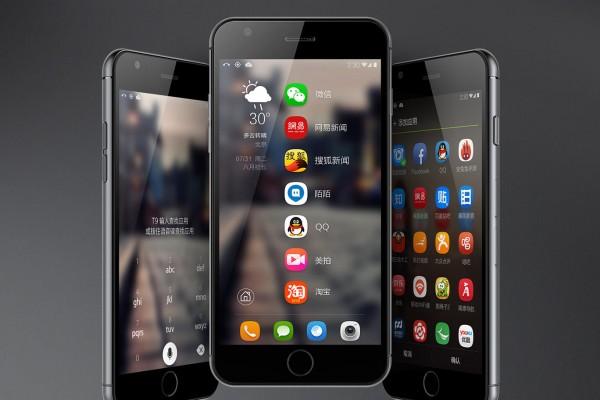 Dakele Big Cola 3 — совершенная копия iPhone 6 за 245 долларов