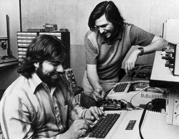 Стив Возняк: история Apple началась не в гараже