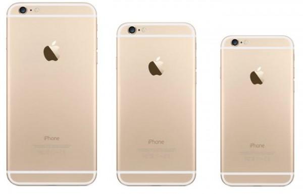 iPhone 6 станет 4-дюймовым?