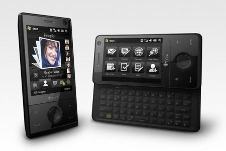 HTC анонсирует Touch Pro