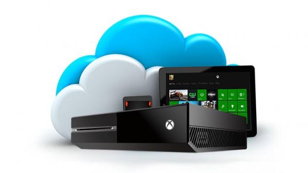 Microsoft Arcadia — игры в «облаках»