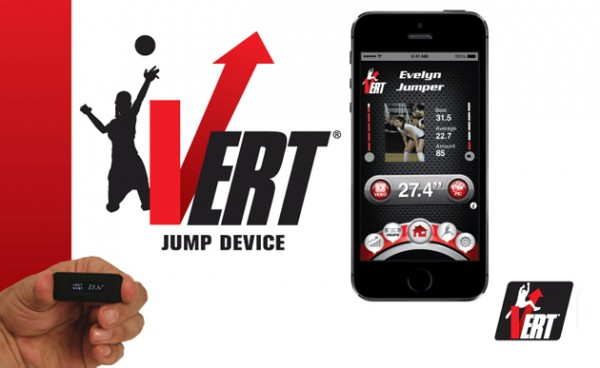 VERT — трекер для прыгунов