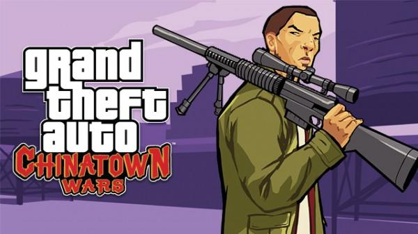 Теперь на Android можно поиграть в GTA: Chinatown Wars