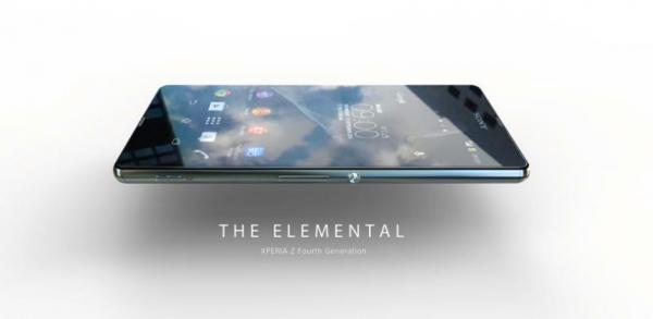 В сеть «просочились» изображения флагмана Sony Xperia Z4