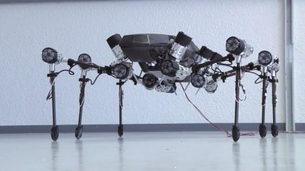 HECTOR: шестиногий робот-вездеход