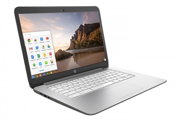 HP представила сенсорный Chromebook 14-x050nr Touch