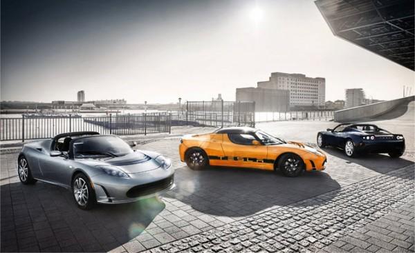 Электрокар Tesla Roadster 3.0 может проехать 650 километров без подзарядки