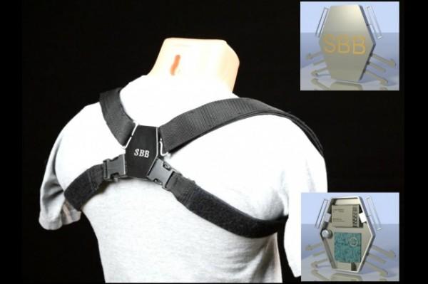 Smart Back Brace поможет улучшить осанку