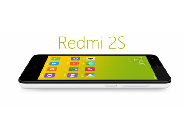 Состоялся анонс Xiaomi Redmi 2S