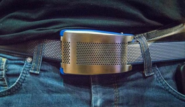 Belty — пряжка для «умного» ремня