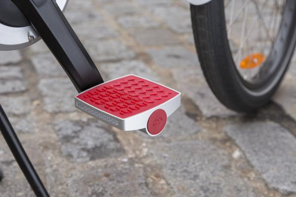 Connected Cycle — велосипедные педали с GPRS и GPS