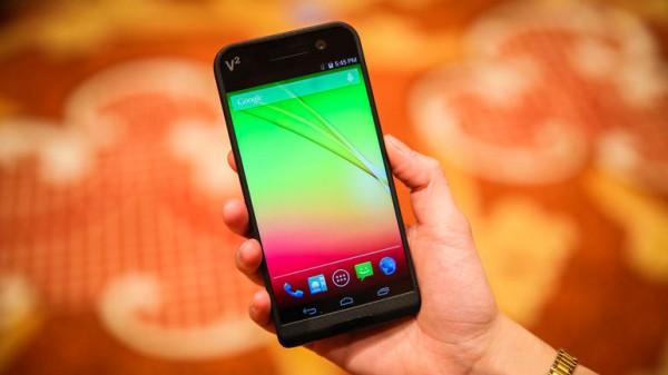 Saygus V2 — суперсмартфон с 320 ГБ памяти
