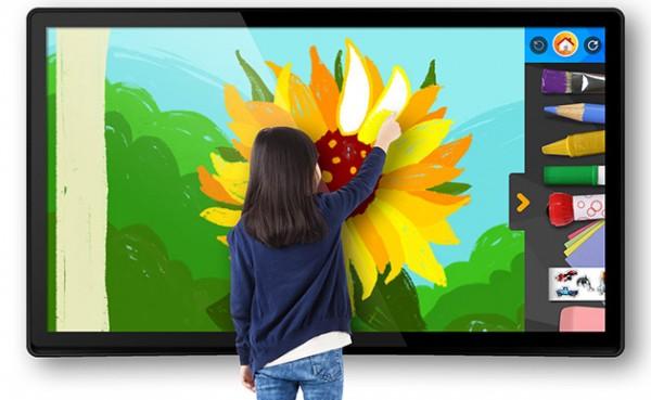 Fuhu Big Tab — гигантские планшеты для детей