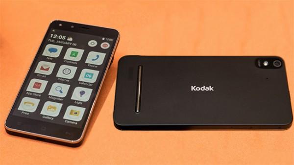 IM5 — первый смартфон от легендарной Kodak