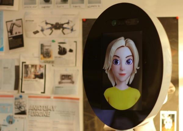 Создан персональный робот с искусственным интеллектом