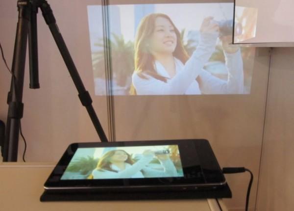 Aiptek ProjectorPad P70 � ��������� �� ���������� ����������