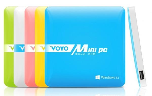 Voyo Mini PC — компактный и яркий ПК за 130 долларов