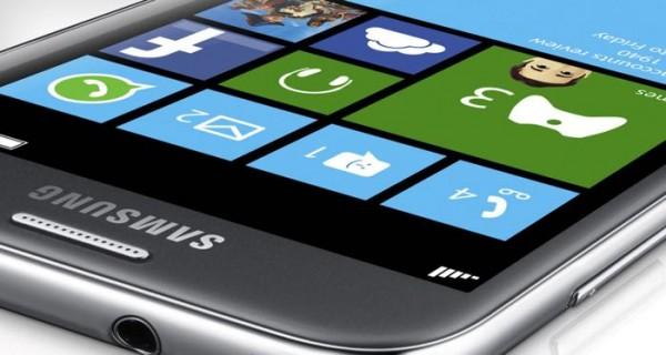 Samsung снова будет выпускать Windows Phone?