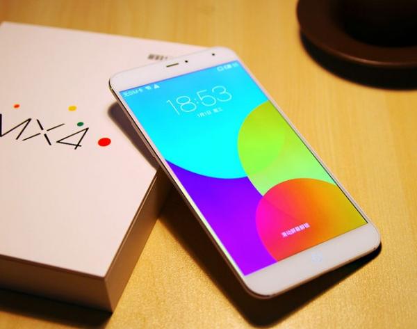 Meizu MX 4 — самый мощный смартфон 2014 по версии AnTuTu