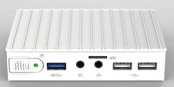 CompuLab fitlit: мини-ПК с процессором от AMD