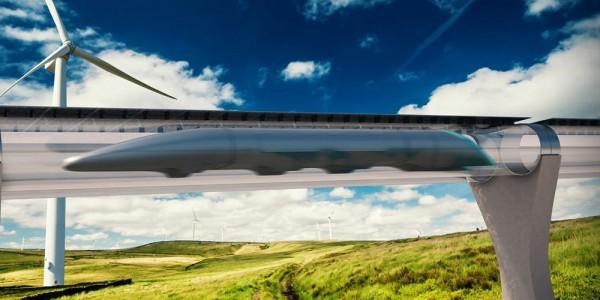 Элон Маск построит Гиперпетлю в Техасе?