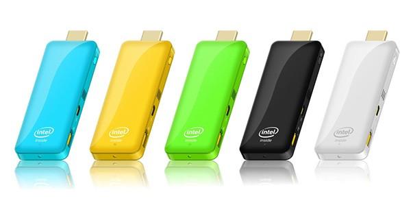 Esense Mini-PC Stick D1: компактный ПК с Windows 8.1 за 100 долларов