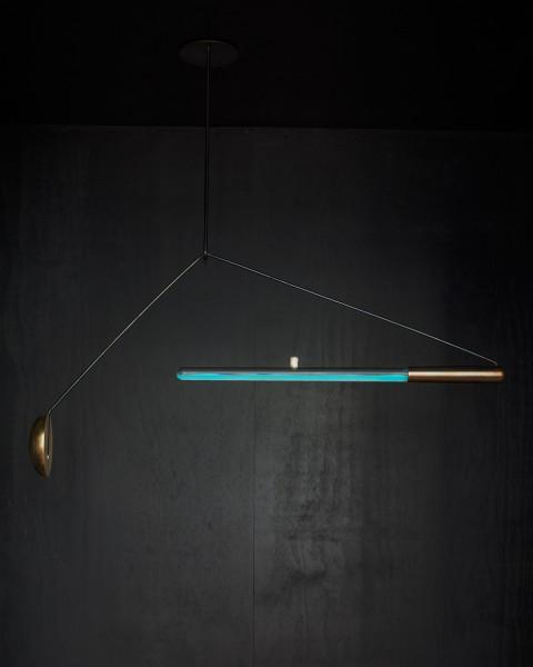 Ambio — лампа на биолюминесцентных бактериях