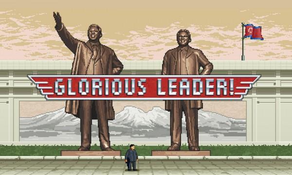 Хакеры сорвали разработку пародийной игры про Ким Чен Ына