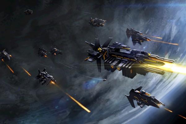 Starships — новая космическая стратегия от Сида Мейера