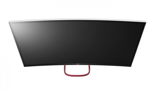 LG 29V950 — первый в мире «изогнутый» моноблок