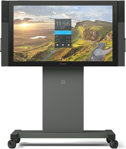 Microsoft Surface Hub — моноблок с 84-дюймовый 4K-экраном