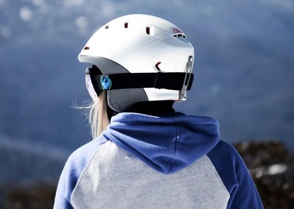 Forcite Alpine — «умный» горнолыжный шлем