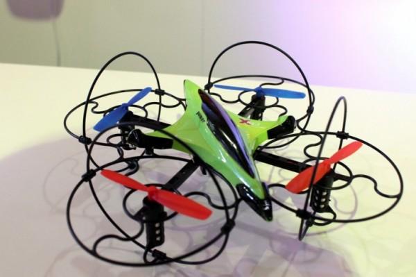 X-Voice: «танцующий» дрон с голосовым управлением